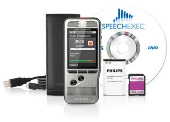 Philips Pocket Memo Recorder Dictaphone DPM6000