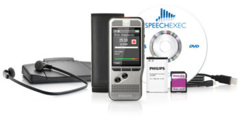 Philips Starter Kit Dictation and Transcription