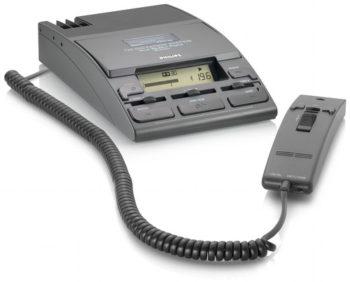 Philips Tape Desktop Dictation LFH-730