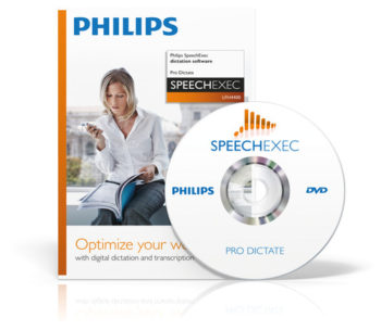 Philips LFH4400 Digital Dictation Software